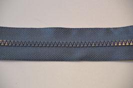 Reißverschluss, teilbar, 30cm, Farbe: Anthrazit