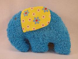 Erwin der Elefant mit Rassel