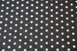 Sterne in schwarz