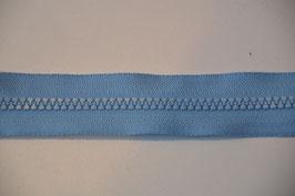 Reißverschluss teilbar 30cm in Hellblau