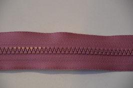 Reißverschluss, teilbar, 30cm, Farbe: Altrosa