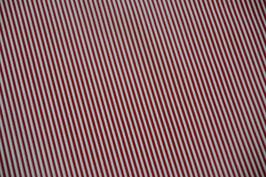 Rot/Weiß gestreift, 100% Baumwolle, Breite : 1,45