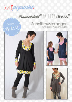 Frauenkleid BALLOON.dress