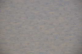 Interlook Jersey in reiner Baumwolle in Hellblau