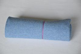 Bündchen Jeansblau