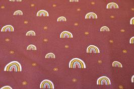 Soft Sweat Regenbogen in der Farbe: Berry