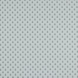 Anker Weiss/Grau klein