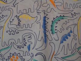 Dinos in verschiedenen Formen