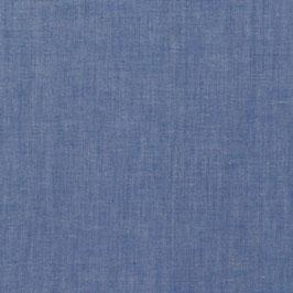 Baumwolle, Jeansblau Garngefärbt