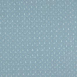 Anker Light Blue klein