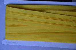 Enlosreisverschluß insklusiv 3 Zipper Farbe: Gelb