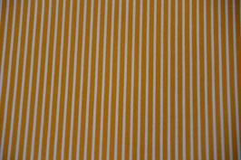 Streifen Senf/Gelb