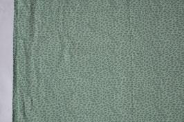 Einzelteile, Jersey, Grüner Print , Zeitlos, 1,50 Meter