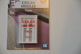 Organ Needles Twin