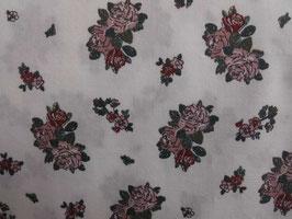 Blumen auf Creme Farbenen Grund