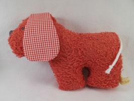 Heinz Hund in Rot