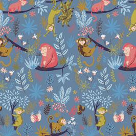 Die Affen sind los oder auch Monkey Party