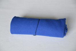 Bündchen Leuchtblau