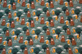 Bärenstarker Sweat Ich glaube ich stehe im Wald