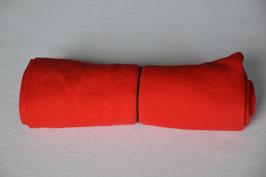 Bündchen in Rot