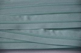 Enlosreisverschluß insklusiv 3 Zipper Farbe: Mint