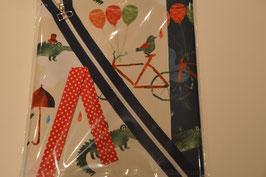 Näh Set Wash Bag Fahrrad