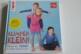 Klimper Klein Nähen mit Jersey für Kinder