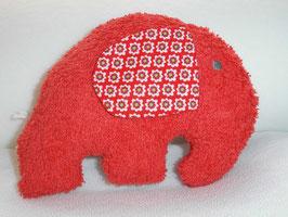 Erwin der Elefant mit Glöckchen