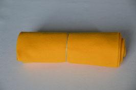 Bündchen in Gelb