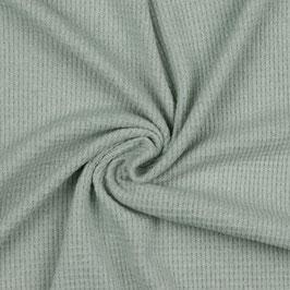 Soft Waffel  Grau ( Nicht Grün wie Bild)