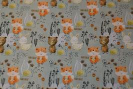 Hase, Fuchs und Bär