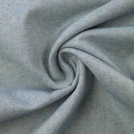 Candis Leinenoptik - meliert Jeansblau