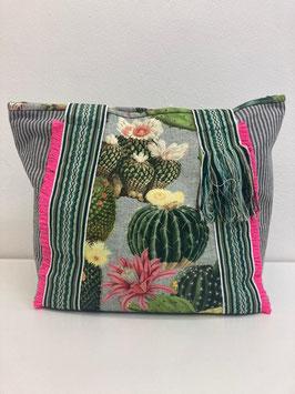 Cactus - Streifen - Tasche  von Milcolores