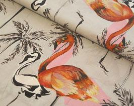 Viscose - Flamingo