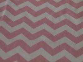 Pink waves - Feste Baumwolle