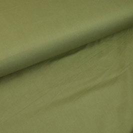 Uni Baumwolle - Khaki