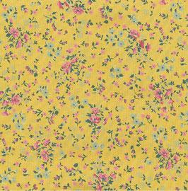 Loving Liberty Mustard - Wachstuch