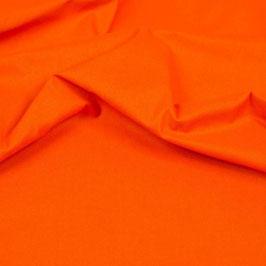 Uni Baumwolle - Kräftiges Orange
