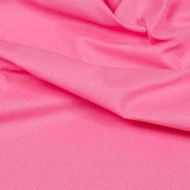 Uni Baumwolle - rosa