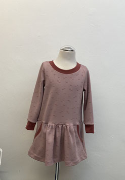 Kleidchen - Altrosa