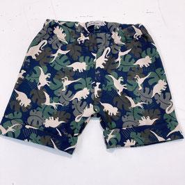 Set - 2- teiliges Sommer Set, Jungs Baby Kind Shorts kurze Hose T-Shirt-Dinos