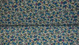 Blue Spacial Floral - 101