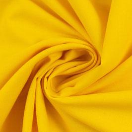Uni Baumwolle - gelb