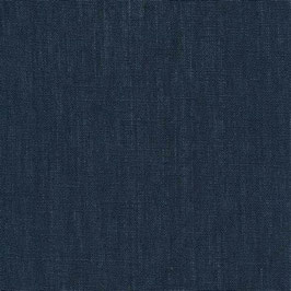 Beschichtetes Leinen Basic-Oxford - Blue