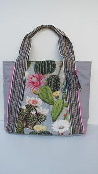 Cactus-Sommer-Tasche von Milcolores