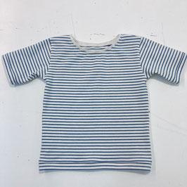 T-shirt Kurzarm Streifen