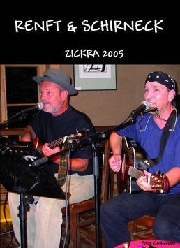 """Renft & Schirneck """"Live in Zickra"""" DVD"""