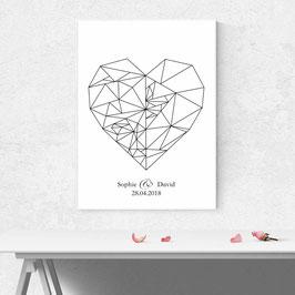 Heart Personalisiert