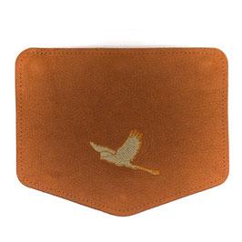 le flâneur Wechselklappe - Bird / brown