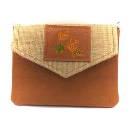 Desert Style / braun - le flâneur custom bag mit Wechselcover